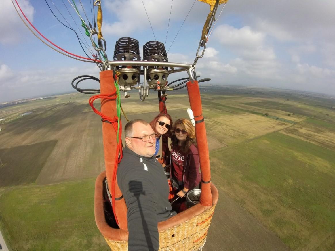 Полет с балон - 30мин. за 1 човек