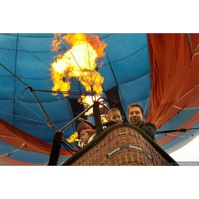 Панорамно издигане с балон