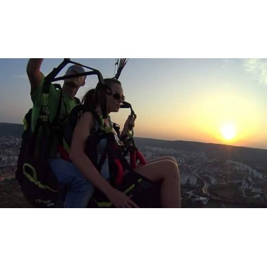 Панорамен полет с парапланер до 15 мин