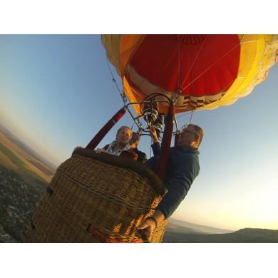 Групов полет с балон до 60мин. за 1 човек